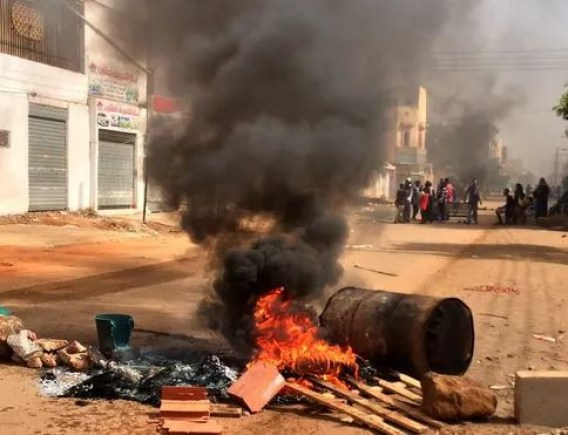 Sudan Crisis: Doctors accuse troops of rape after treating?over 70 cases of rape in aftermath of attack on protest