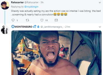 Nigerian men reveal the weirdest things they experienced during sex