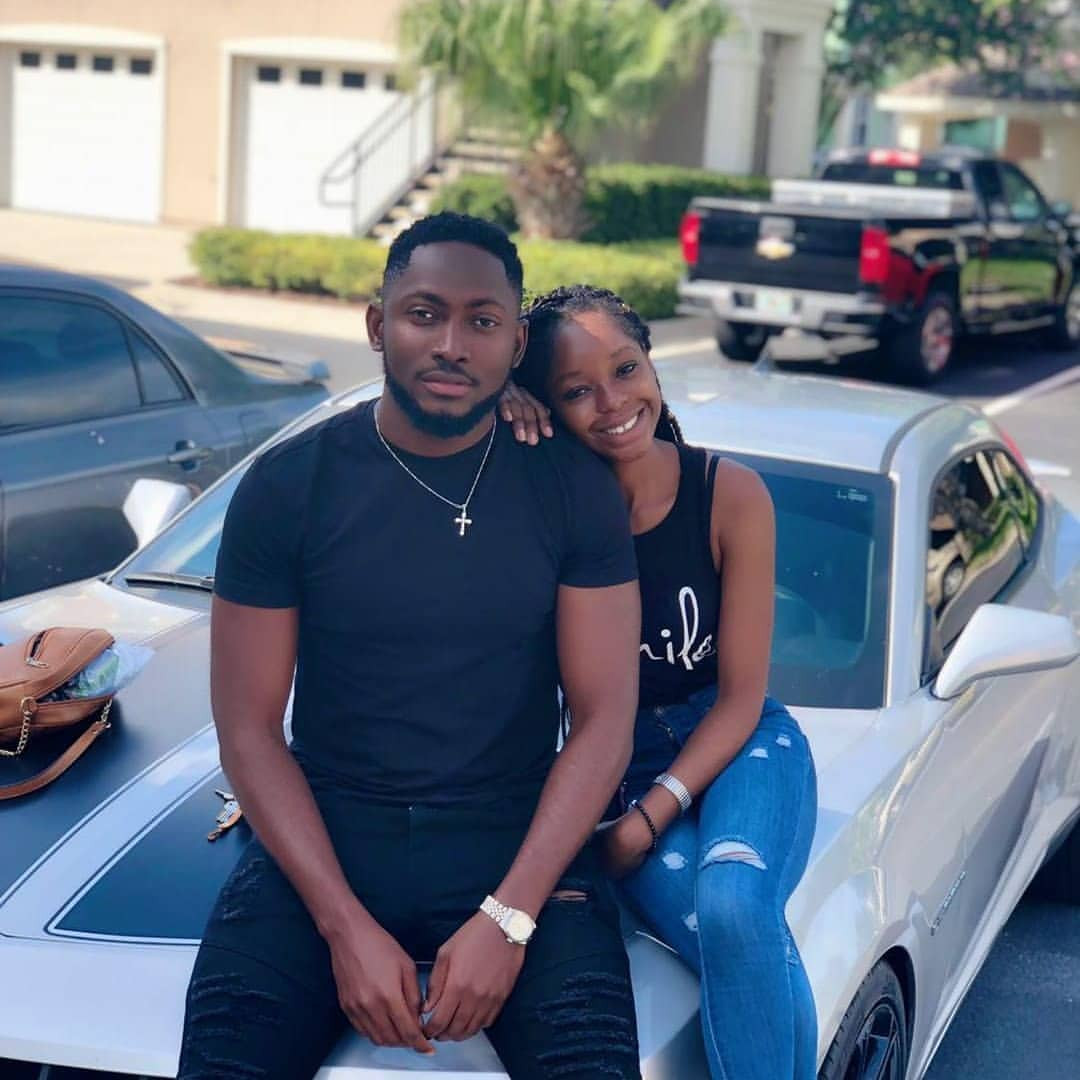 Looks like BBNaija2018 winner, Miracle, has found a new lover….see the video he shared