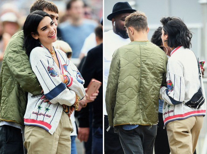 Dua Lipa and Anwar Hadid go from hanging out to making out; spark dating rumour