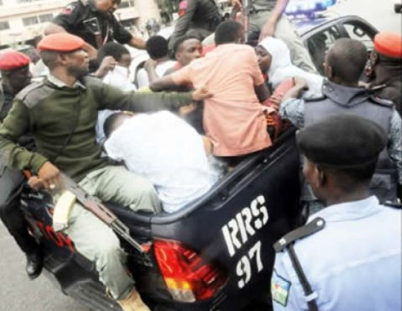 Police arraign 38 Shi?ite members for criminal conspiracy and rioting