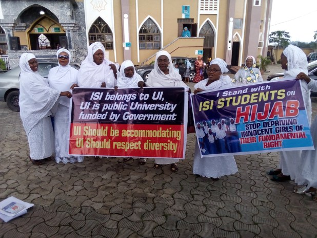 Hijab: Muslim parents file 11 new court cases against University of Ibadan