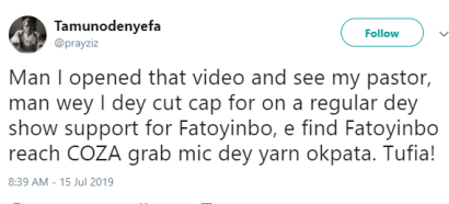 CAN leaders come under serious attack for visiting and declaring support for COZA pastor, Biodun Fatoyinbo