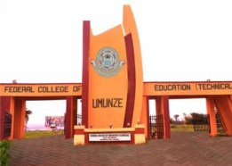 Federal College Of Education, Umunze expels five students over alleged involvement in online