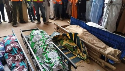 Owner of collapsed Jos building lost his young pregnant wife and four other family members