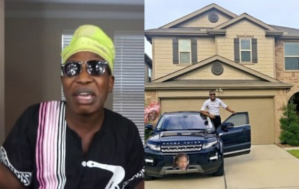 Comedian Aphrican Ace buys a house in US