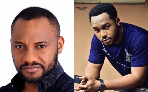 Yul Edochie narrates how Nonso Diobi sheltered and fed him on his way to stardom