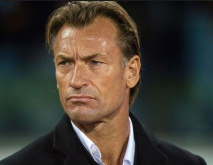 Herve Renard steps down as coach of Morocco