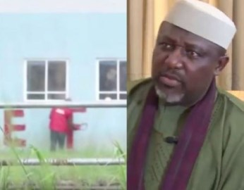 Video: Over 900 less privileged students?displaced from school as armed EFCC officials?seal off Rochas Foundation College, Owerri