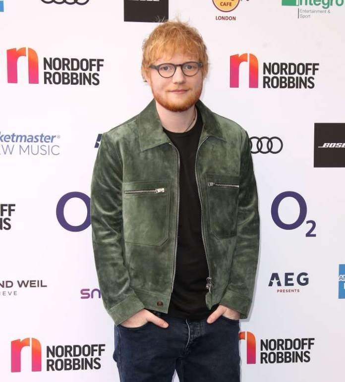 Ed Sheeran spends ?4million buying up his neghbours