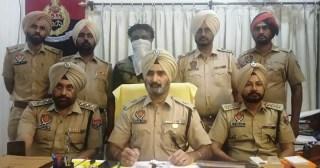 Photo: Nigerian drug peddler arrested in India with 200 gram of heroin