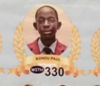 Meet the 16-year-old boy who got all As in WAEC and scored 330 in JAMB
