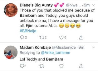 BamBam and Teddy A
