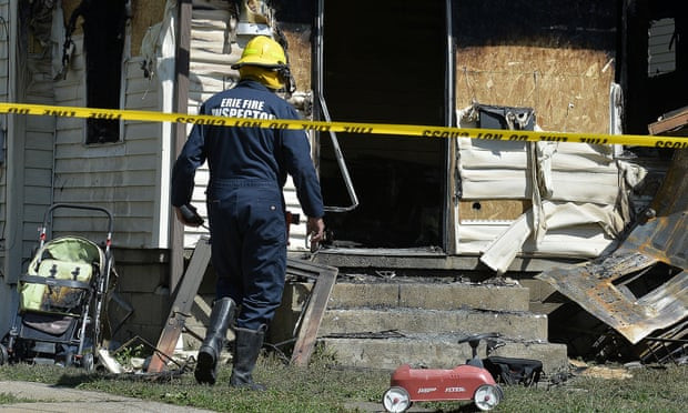 Five children killed by fire at Pennsylvania day care center