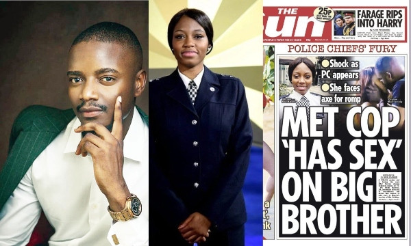 N13m is not a lot of money in UK – Leo Dasilva defends Khafi for putting her job on the line for BBNaija