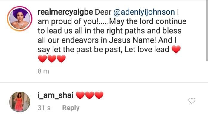 Mercy Aigbe Appeals To Toyin Abraham's Ex-Husband, Nigerians Blast Her KOKOTV.NG