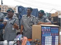 N5b worth of tramadol intercepted in Lagos