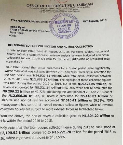 Tunde Fowler replies President?Buhari