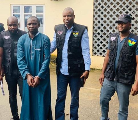 Police Re-Arrest Suspected Kidnapper, Wadume