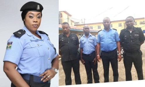 Dolapo Badmus speaks on arrest of four policemen who killed unarmed suspects inside a bus