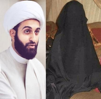 Imam abolishes muslim men on Burqa