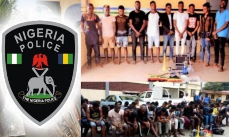 Nigerian police presents no evidence, a year after arresting 57 men for homosexuality in Lagos