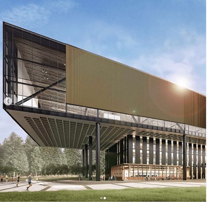 Nike honours?LeBron James by naming new building at World Headquarters after the NBA star (Photos)