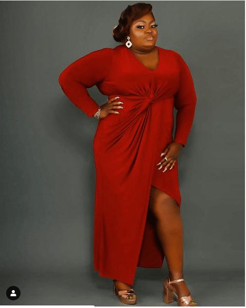 Eniola Badmus celebrates 42nd birthday
