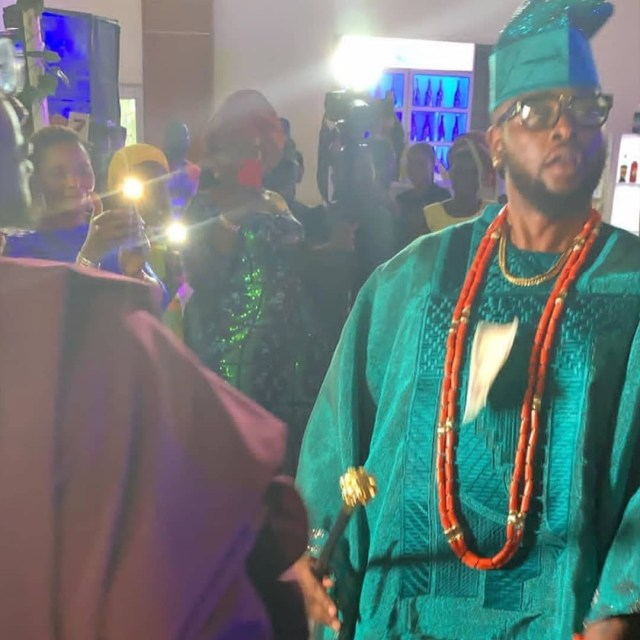 More photos of BamBam and TeddyA at their wedding engagement