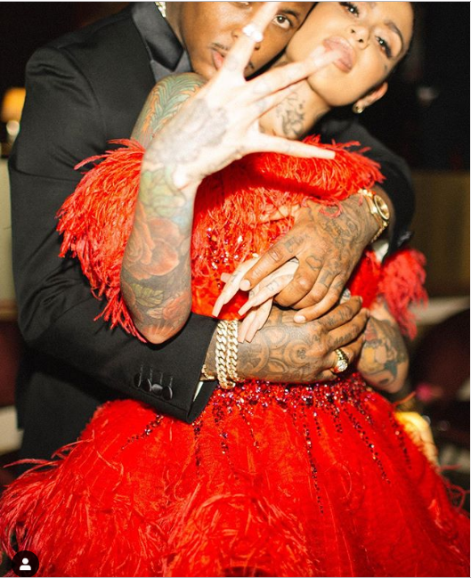 YG and his new bae Kehlani share more lovely photos after confirming their relationship