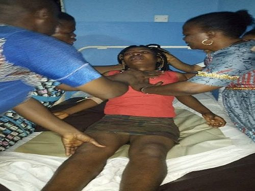 Female tenant allegedly beaten to coma by landlord and his son in Anambra