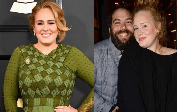 Adele files for divorce from estranged husband, Simon Konecki