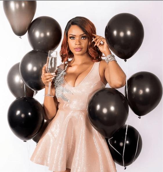 Dillish Mathews shares beautiful photos as she celebrates her birthday lindaikejisblog 2