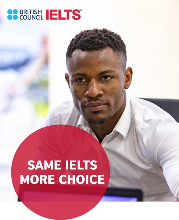 Why take IELTS with the British Council
