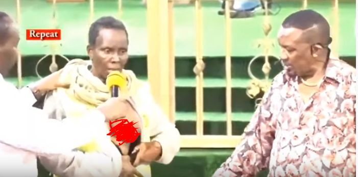 Kenyan Pastor punished by government for exposing breast of woman he claimed he was delivering from cancer on Live TV lindaikejisblog 1