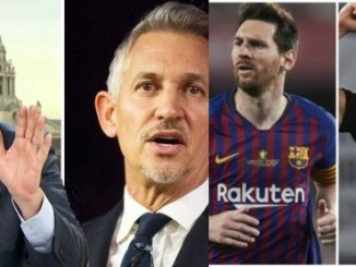 Stick to anything but football – Gary Lineker and Piers Morgan fight dirty on Twitter after Messi won 2019 FIFA Best Men's player of the year award
