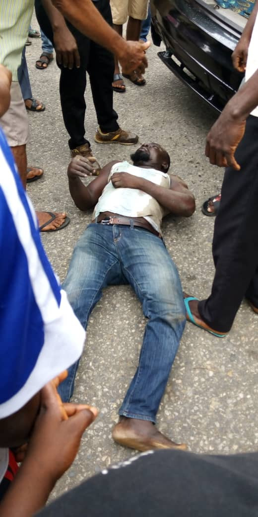 Popular book seller in CRUTECH found dead in front of his shop