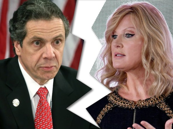 New York Governor Andrew Cuomo splits with Girlfriend, Sandra Lee after 14-years together