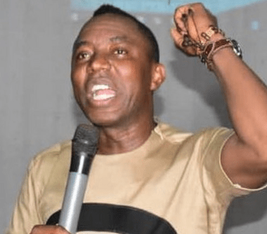 Sowore: Don?t invite anarchy in Nigeria -�AAC warns President Buhari