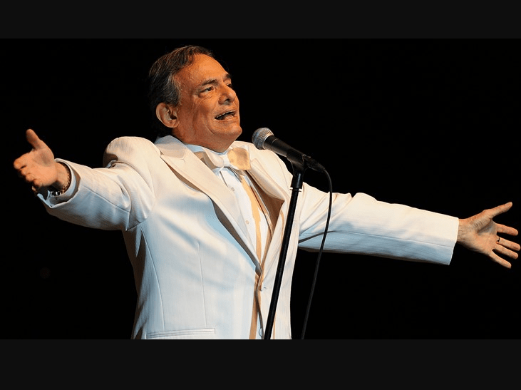 Legendary latin singer Jos� Jos� dies from cancer at 71