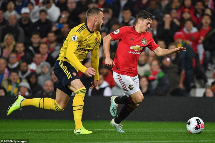 Man U 1-1 Arsenal: Battle of former EPL giants ends in embarrassing, boring draw! (Analysis/photos)