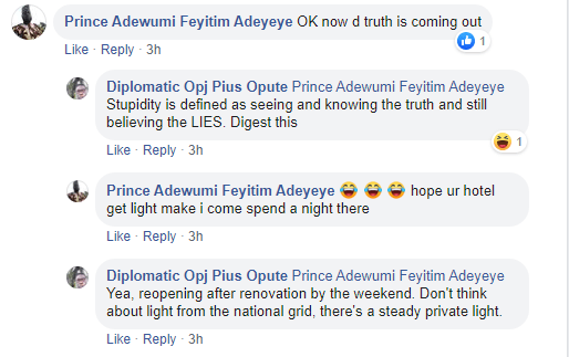 OAP Opute fights dirty after Harrysong's former manager, Kaycee accused him of being one of those that ruined the music industry with bribery lindaikejisblog 5