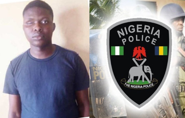 One-eyed man arrested over serial murder of 15 people in Ogun lindaikejisblog