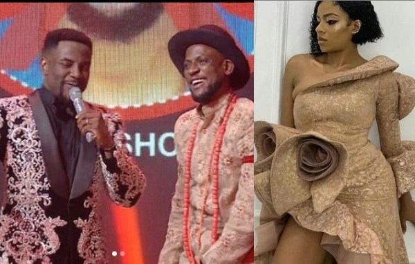 #BBNaijaFinale: Omashola describes Venita as 'spunyoyo' (video)