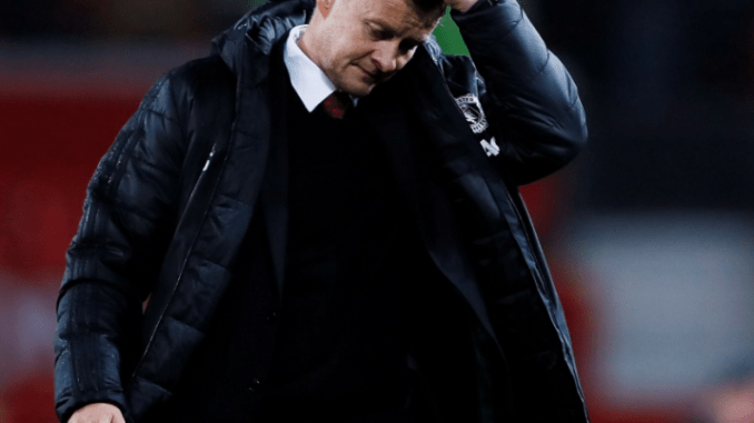 EPL: Ole Gunnar Solskjaer may be sacked if Manchester United suffer heavy defeat against Liverpool in their next match