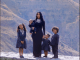 Kim Kardashian and sister Kourtney are joined by all their children in matching outfits for adorable photoshoot in Armenia