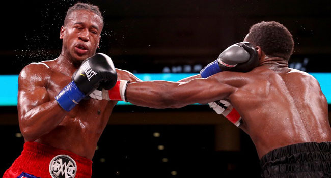 US boxer, Patrick Day in coma after brutal knockout