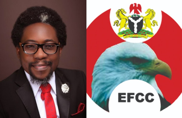 Segalink tackles EFCC for criminalization of innocent young Nigerians and turning a blind eye to 'Tinubu's bullion van and Ganduje's babariga FX banking'