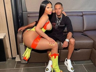 Nicki Minaj reveals she and her boo Kenny Petty could be married 'in the next seven days'