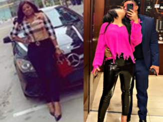 Nina responds after another woman calls her out for 'stealing' and 'sleeping' with her man in exchange for $200